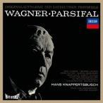 ハンス・クナッパーツブッシュ ワーグナー:舞台神聖祝典劇≪パルジファル≫ [3SACD[SHM仕様]] SACD