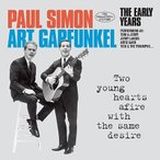 Simon & Garfunkel Two Young Hearts Afire With The Same Desire: The Early Years CD