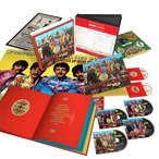 The Beatles Sgt.Pepper's Lonely Hearts Club Band: Anniversary SUper Deluxe Edition [4CD+Blu-ray Disc+DVD]<限 CD