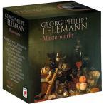 Georg Philipp Telemann - Meisterwerke<限定盤> CD