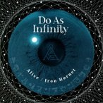 Do As Infinity Alive/Iron Hornet [CD+DVD] 12cmCD Single 特典あり