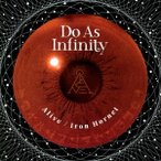 Do As Infinity Alive/Iron Hornet 12cmCD Single 特典あり