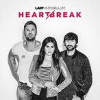 Lady Antebellum Heart Break CD