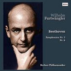 ヴィルヘルム・フルトヴェングラー ベートーヴェン: 交響曲第6番「田園」, 第5番「運命」 LP