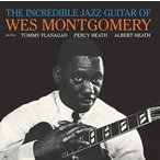 Wes Montgomery The Incredible Jazz Guitar Of Wes Montgomery CD