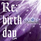 Roselia Re:birthday ��CD+Blu-ray Disc�ϡ����������ס� 12cmCD Single