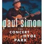 Paul Simon The Concert in Hyde Park [2CD+Blu-ray Disc] CD