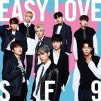 SF9 Easy Love (B) [CD+DVD]<初回限定盤> 12cmCD Single 特典あり