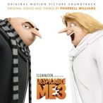 Pharrell Williams Despicable Me 3 (���𥰥롼�Υߥ˥�����æ��) CD