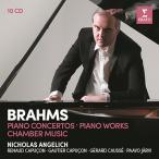 �˥��顦����å��� Brahms: Piano Concertos, Piano Works, Chamber Music������ס� CD