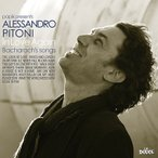 Alessandro Pitoni In Love Again - Bacharach's Songs CD