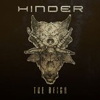 Hinder The Reign CD