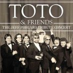 TOTO & Friends The Jeff Porcaro Tribute Concert CD