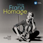 ������ǡ��ե�� Vilde Frang - Homage CD