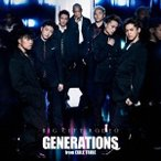GENERATIONS from EXILE TRIBE BIG CITY RODEO 12cmCD Single 特典あり