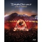 David Gilmour Live At Pompeii Blu-ray Disc
