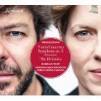 イザベル・ファウスト メンデルスゾーン: ヴァイオリン協奏曲 Op.64, 序曲「フィンガルの洞窟」(ヘブリディーズ諸島) O CD