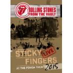 The Rolling Stones スティッキー・フィンガーズ〜ライヴ・アット・ザ・フォンダ・シアター2015 [DVD+CD+Tシャツ:Lサ DVD