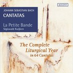 ������������ȡ��������� J.S.Bach: Cantatas - The Complete Liturgical Year in 64 Cantatas CD