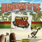 BURN DOWN BURN DOWN STYLE JAPANESE MIX -IRIE SELECTION- 100% Dub Plates Mix CD CD