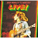 Bob Marley & The Wailers Live! CD