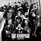 THE RAMPAGE from EXILE TRIBE 100degrees [CD+DVD] 12cmCD Single