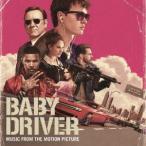 「ベイビー・ドライバー」オリジナル・サウンドトラック CD