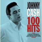 Johnny Cash 100 Hits CD