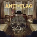 Anti-Flag American Fall CD