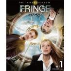 FRINGE フリンジ  サード  前半セット 3枚組 1 12話収録   DVD