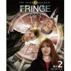 FRINGE フリンジ  サード  後半セット 3枚組 13 22話収録   DVD