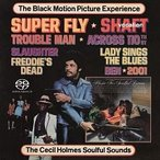 The Cecil Holmes Soulful Sounds The Black Motion Picture Experience & Music For Soulful Lovers SACD Hybrid