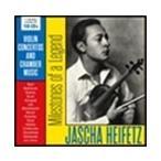 ��å��㡦�ϥ��ե��å� Milestones of a Legend - Violin Concertos & Chamber Music CD