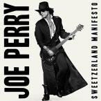Joe Perry Sweetzerland Manifesto CD