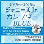 ジャニーズJr. 2018/4 - 2019/3 ジャニーズJr. カレンダー BLUE Calendar 特典あり画像