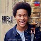 シェク・カネー=メイソン Sheku Kanneh-Mason - Inspiration CD
