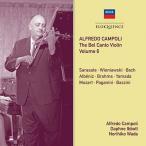 ����ե졼�ɡ�����ݡ��� Alfredo Campoli - The Bel Canto Violin Vol.6 CD