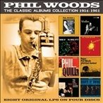 Phil Woods The Classic Albums Collection: 1954-1961 CD