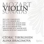 ����ʡ����֥饮����� Mozart: Violin Sonatas Vol.5 CD