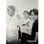 WINNER OUR TWENTY FOR ��CD+2DVD+���ޥץ��աϡ��������͡� CD ��ŵ����