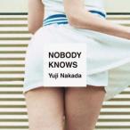 中田裕二 NOBODY KNOWS<通常盤> CD 特典あり