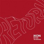 iKON (Korea) RETURN -KR EDITION- ��CD+DVD+���ޥץ��ա� CD ��ŵ����