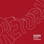iKON (Korea) RETURN -KR EDITION- ��CD+DVD+���ޥץ��ա� CD