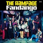 THE RAMPAGE from EXILE TRIBE Fandango [CD+DVD] 12cmCD Single