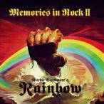 Rainbow メモリーズ・イン・ロックII ライヴ・イン・イングランド2017 [3CD+DVD]<初回限定盤> CD
