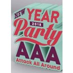 AAA AAA NEW YEAR PARTY 2018 [スマプラ付]<初回限定特殊スリーブ仕様> Blu-ray Disc ※特典あり