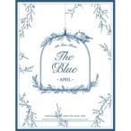April (Korea) The Blue: 5th Mini Album CD ��ŵ����