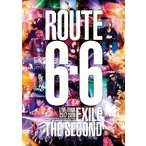 EXILE THE SECOND EXILE THE SECOND LIVE TOUR 2017-2018 ROUTE 6・6<通常盤> DVD 特典あり