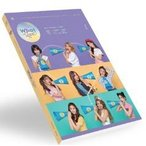 TWICE What Is Love?: 5th Mini Album (B Ver.) CD