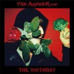 The Birthday THE ANSWER ��CD+DVD�ϡ�������ס� 12cmCD Single ��ŵ����